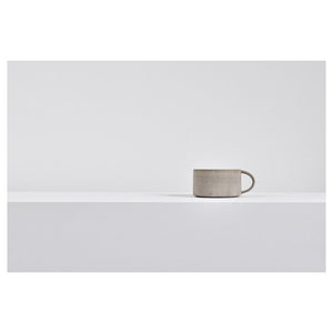 Textured 10oz Grey Mug