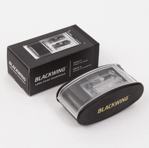 Blackwing Pencil Sharpener Black