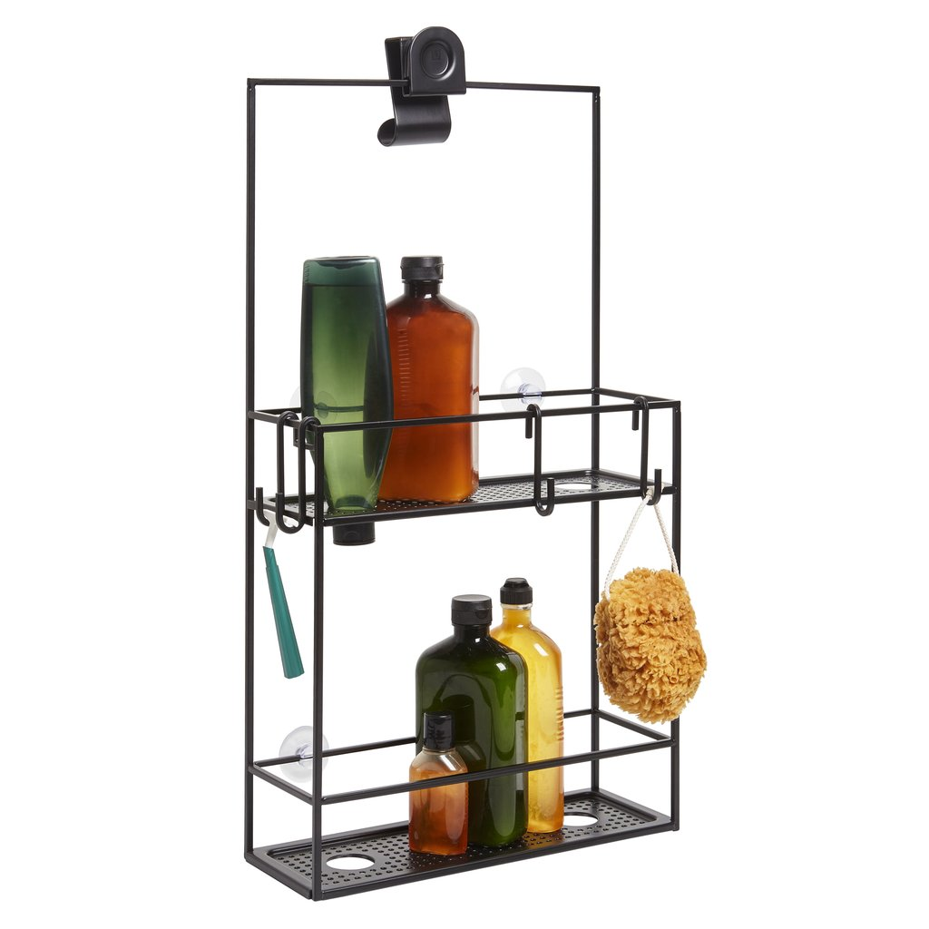 Cubiko Metal Shower Storage Caddy
