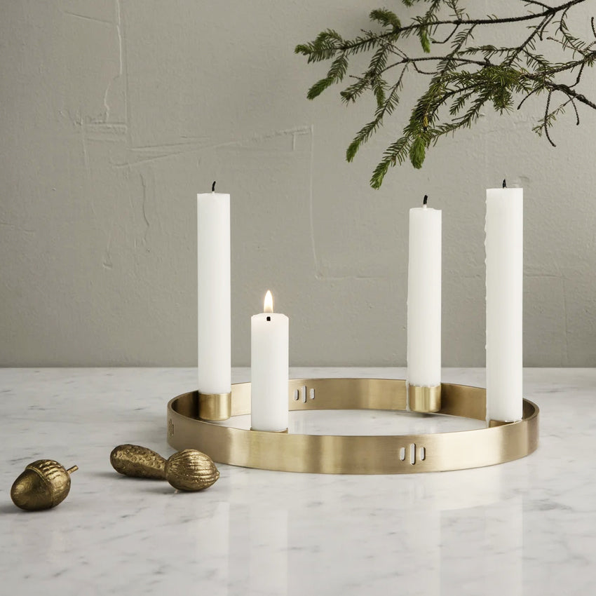 Candle Holder Circle Small
