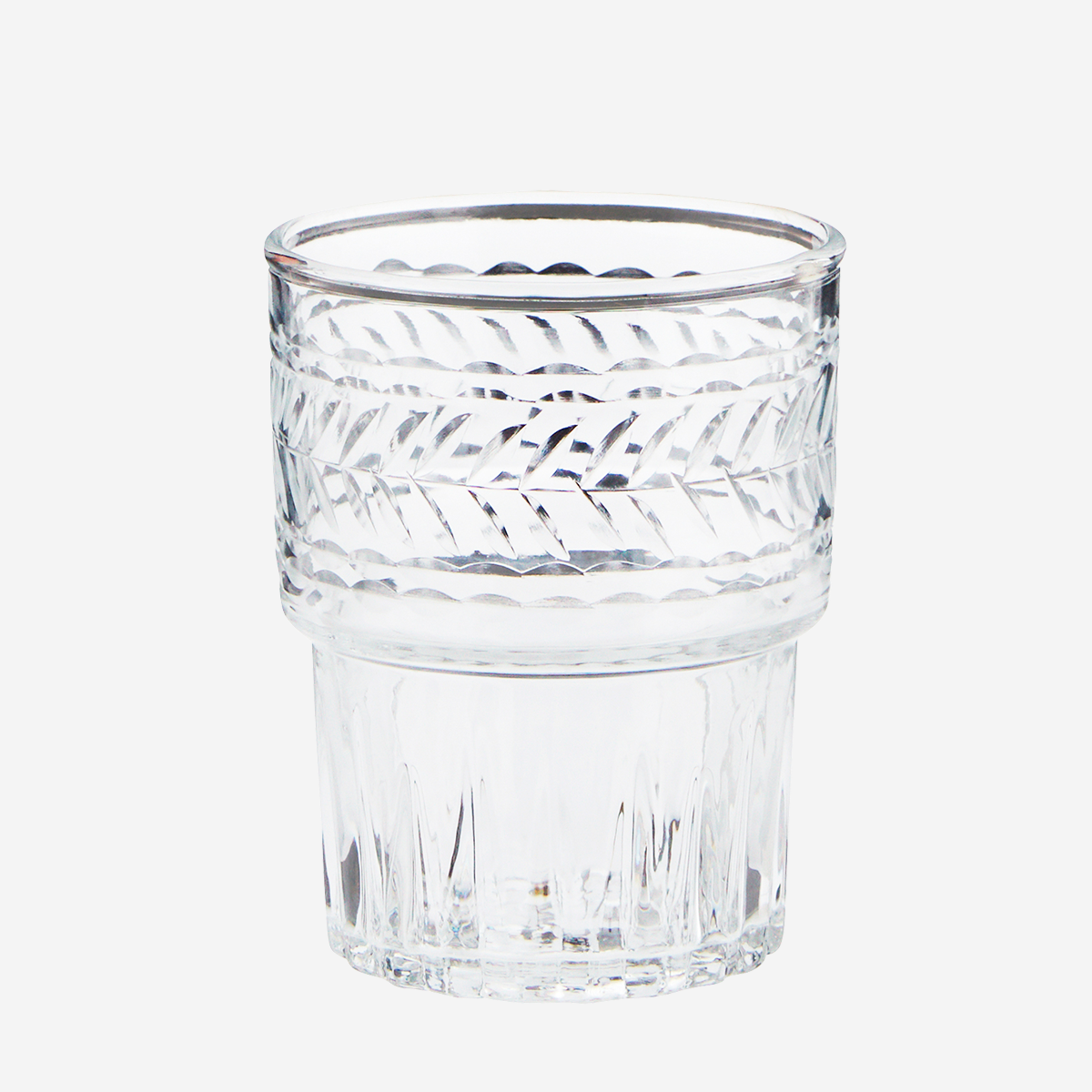Cutler Drinking Glass