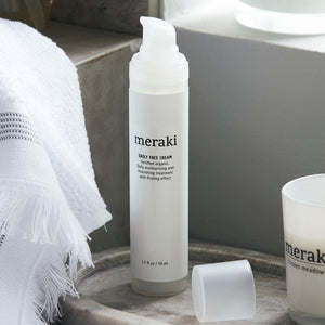 Meraki Organic Daily Face Cream
