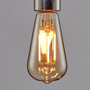 LED E27 4W Light Bulb - Assorted Style