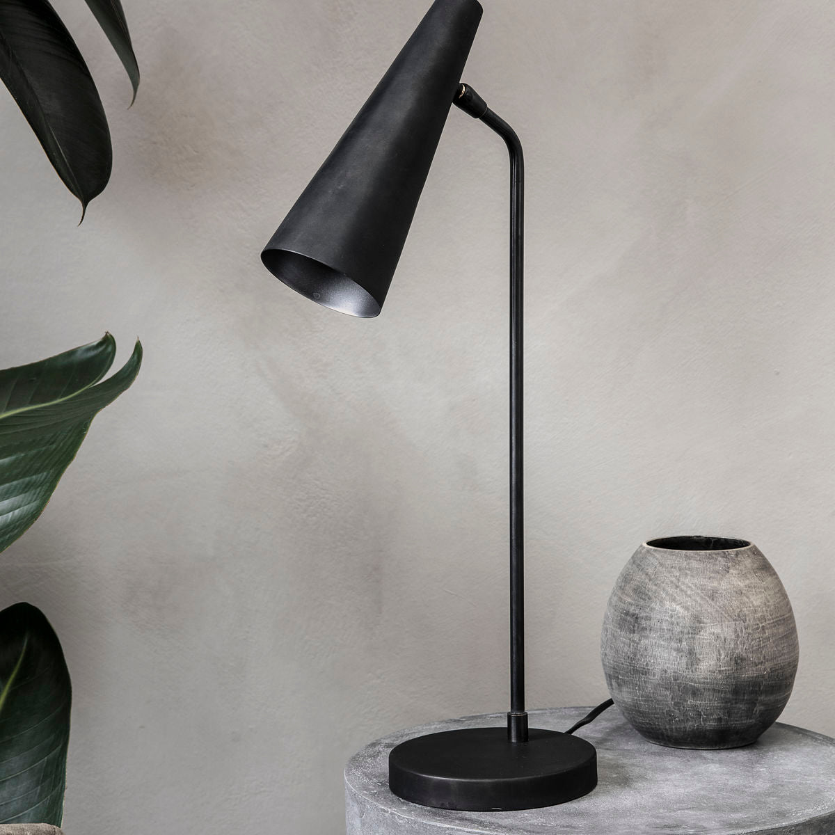 Precise Table Light - Black