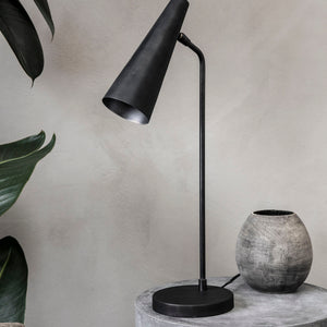 Table Lamp, Precise, Matte Black