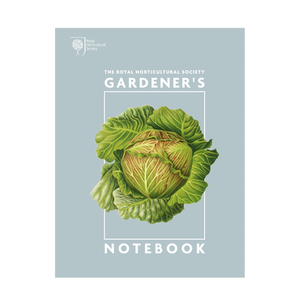 Book RHS Gardeners Notebook