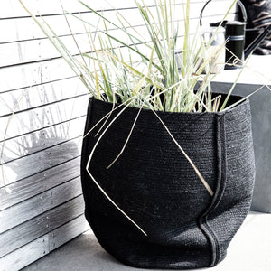 Basket Drum Black