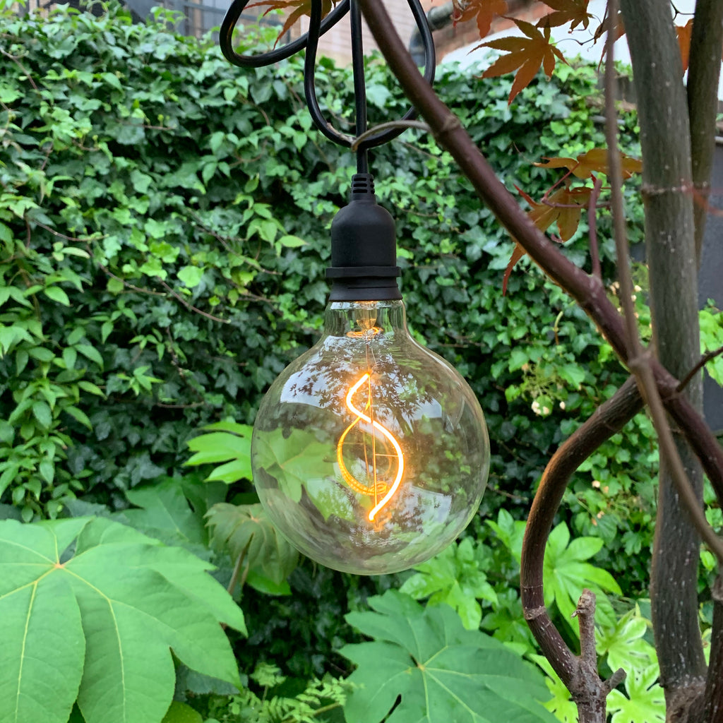 Outdoor Lamp Coso Black