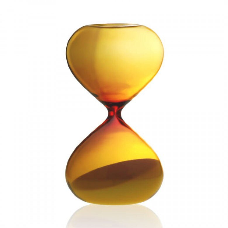 Hightide Hourglass Large Amber