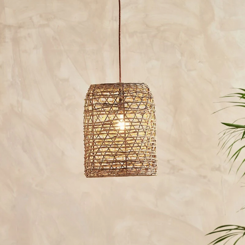 Beru Basket Lamp Shade - Assorted