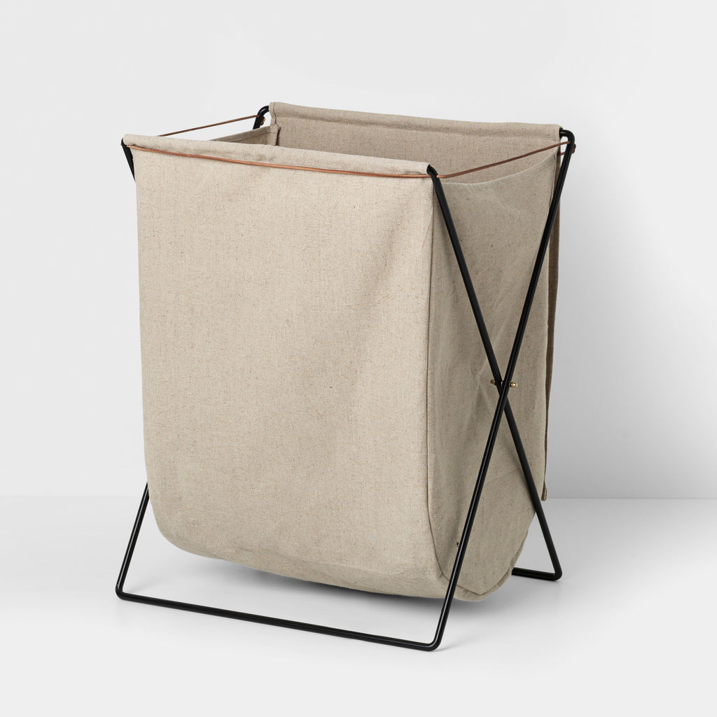 Herman Laundry Stand - Black