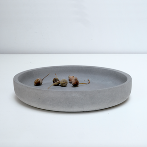 Concrete Utility Bowl - Assorted Sizes