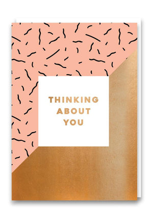 Card Thinking About You