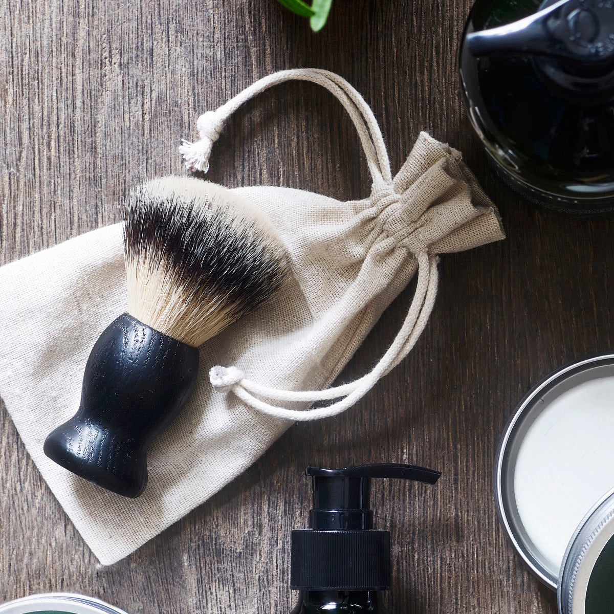 Shaving Brush Men