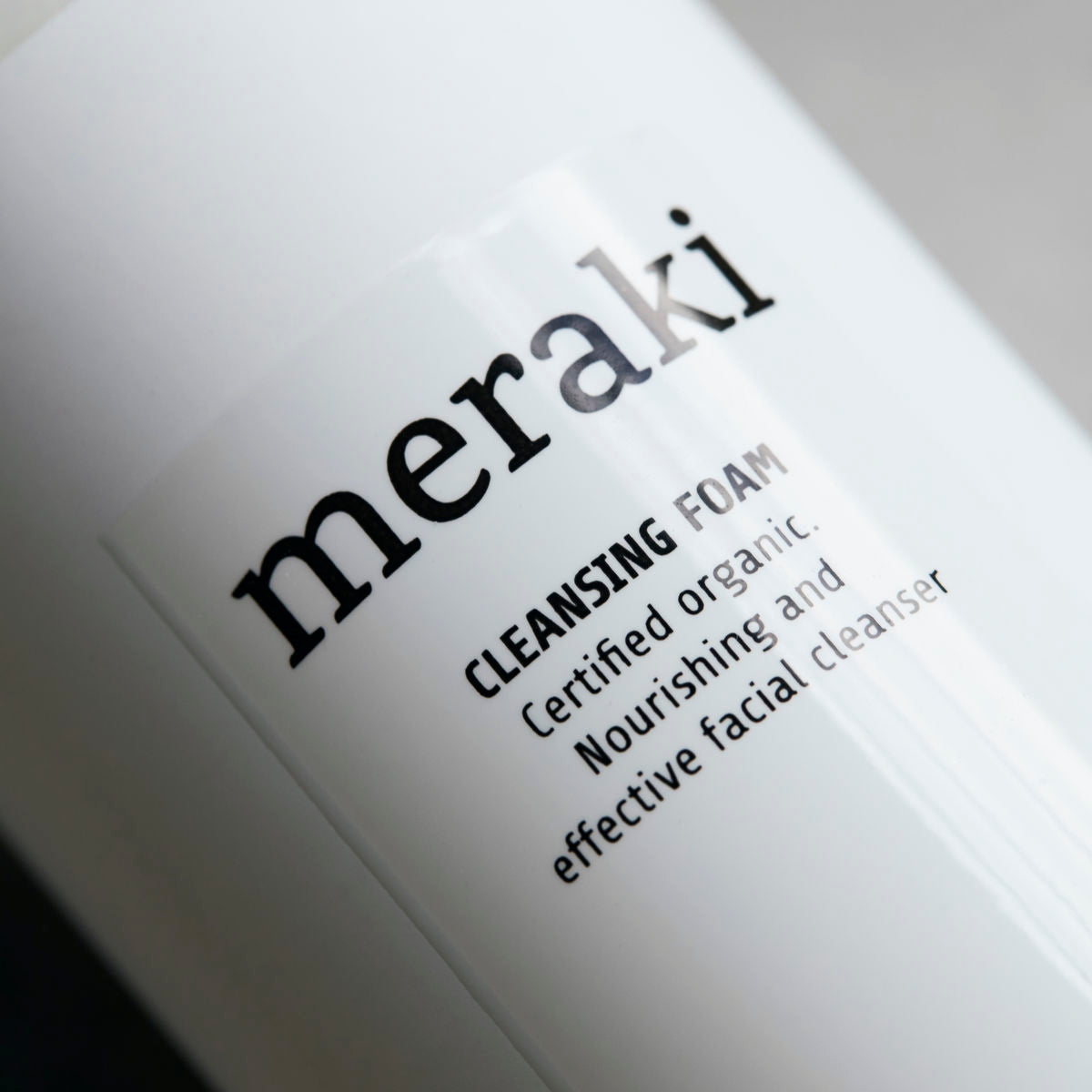 Meraki Organic Gentle Cleansing Foam