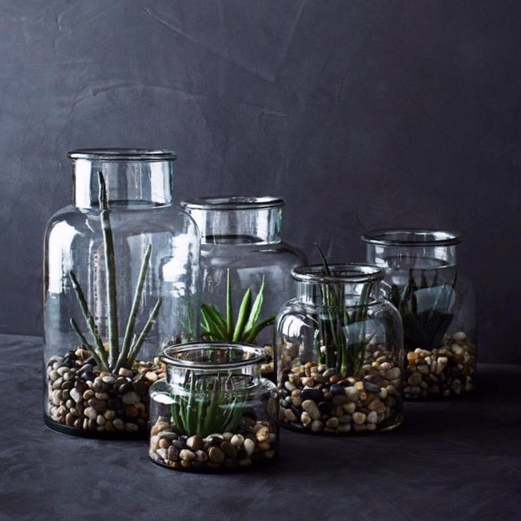 Alvo Glass Vase - Assorted