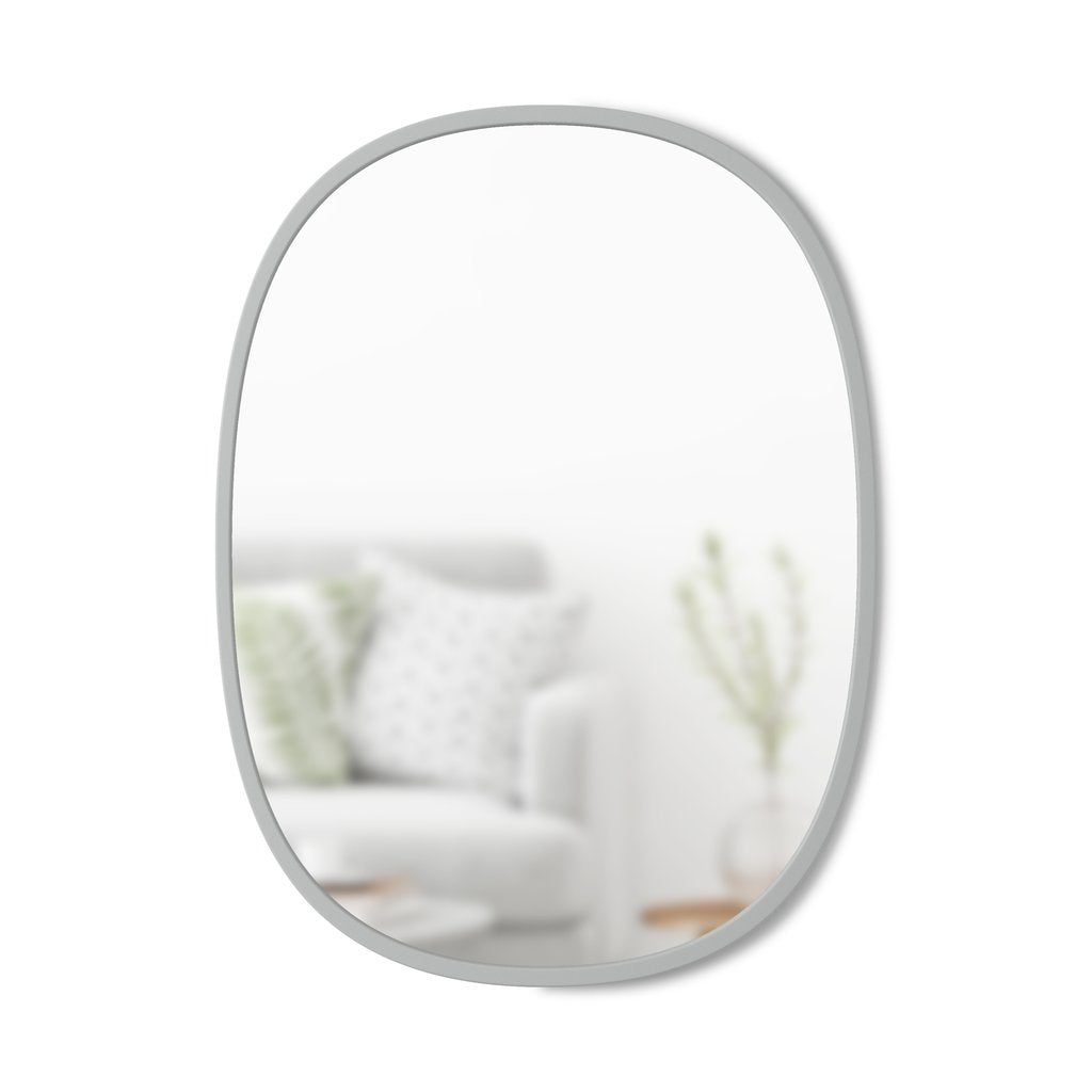 Hub Oval Wall Mirror Large
