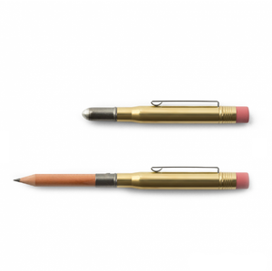 Travelers Company Brass Pencil