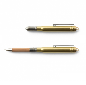 Travelers Company Brass Pen