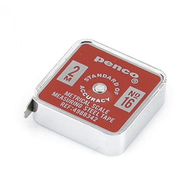 Hightide Penco Pocket Tape Measure Red
