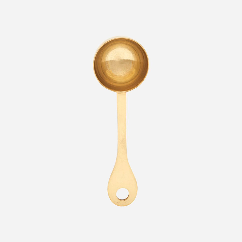 Coffee Spoon Stainless Steel Gold