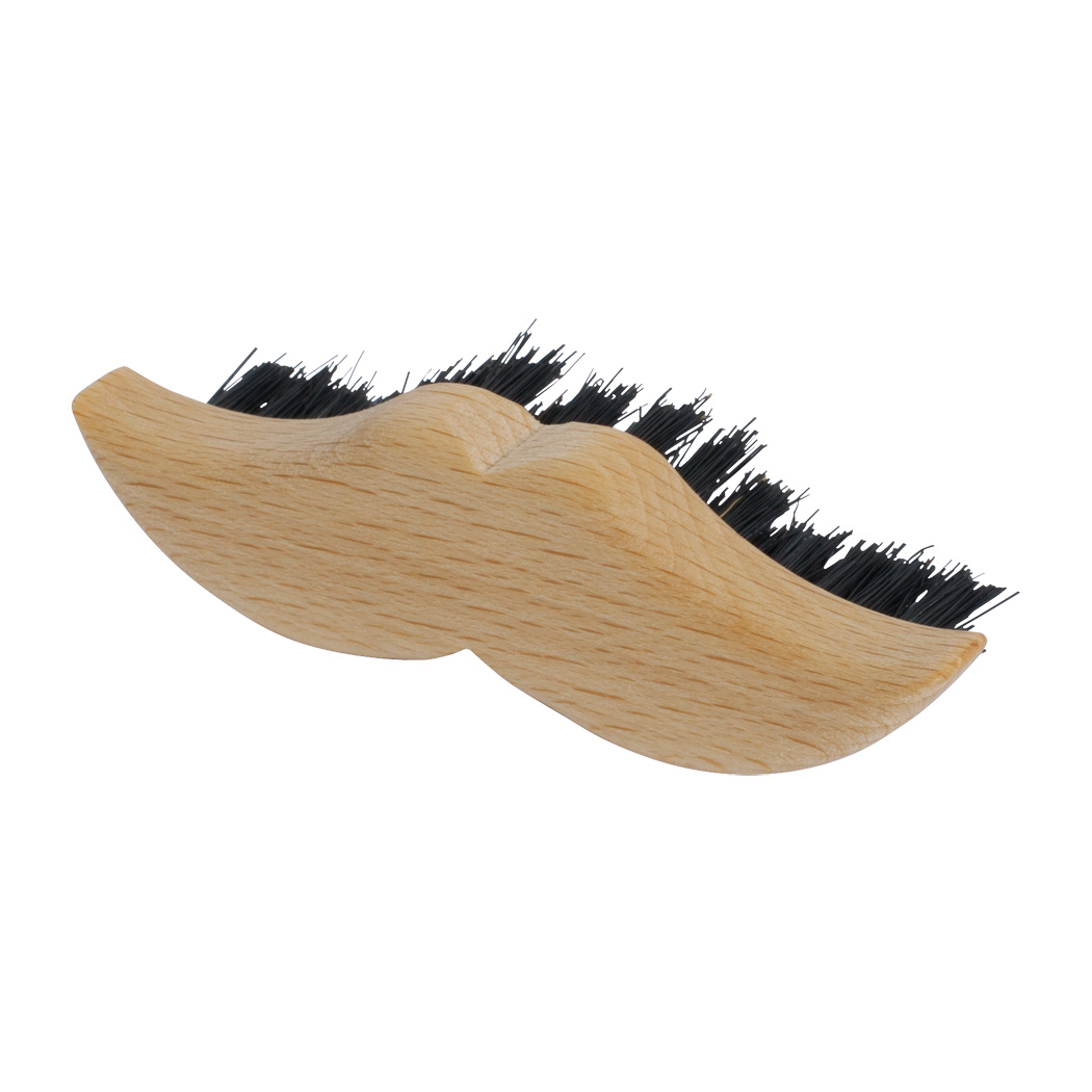 Moustache/Beard Brush