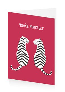 Card You're Purrfect