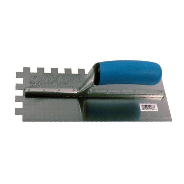 TROWEL - SQUARE NOTCHED 11'' * 4-1/2'' * 1/2''