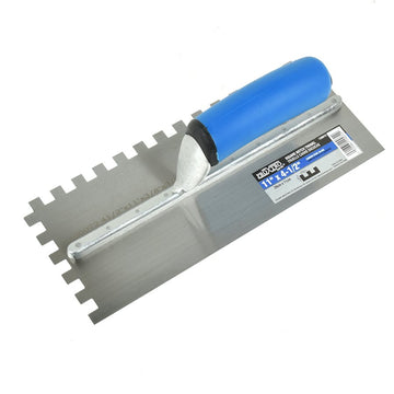 TROWEL - SQUARE NOTCHED 11'' * 4-1/2'' * 3/8''