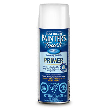 SPRAY PAINT - WHITE PRIMER (340 g)