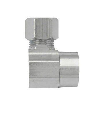 3/8'' OD * 1/2'' SWEAT ANGLE FITTING