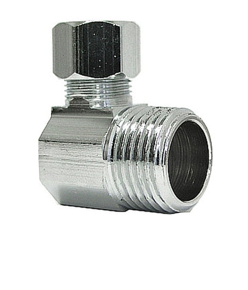 3/8'' OD * 1/2'' MIP ELBOW FITTING