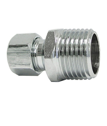 3/8'' OD * 1/2'' MIP STRAIGHT FITTING