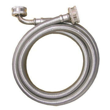 WASHING MACHINE SUPPLY 3/8'' * 72'' WITH SWIVEL ELBOW