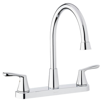 INFINITY 06-8705 KITCHEN FAUCET (CHROME) - 3 HOLE