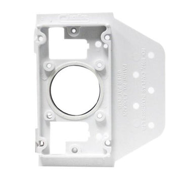 2'' CENTRAL VACUUM INLET MOUNTING PLATE