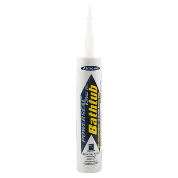 POWERSEAL PROLINE 203 KITCHEN & BATH SILICONE SEALANT - ALMOND