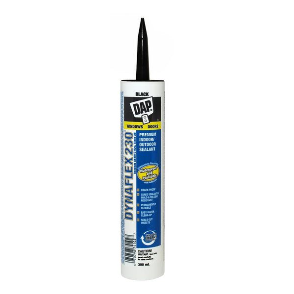 BLACK 230 SEALANT - 100% WATERPROOF (300 ml)