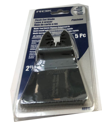 2-11/16'' FLUSH CUT BLADE (5 PCS) - PRECISION
