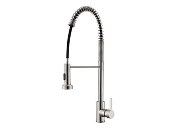 KITCHEN FAUCET #22723(SATIN NICKEL) CZ422003