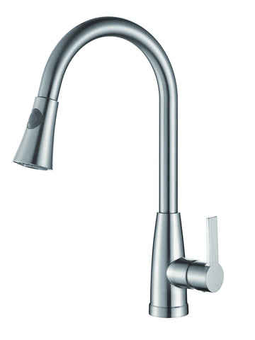KITCHEN FAUCET #22718(CHROME) CZ804102