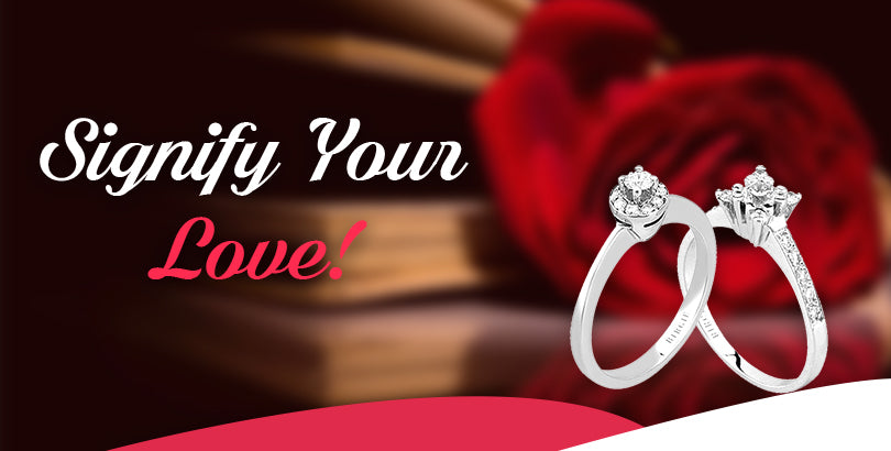 Fascinating Engagements Rings To Signify Your Love!
