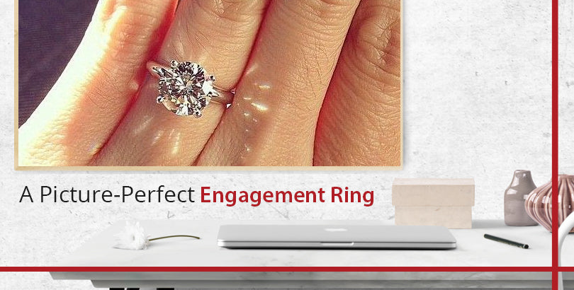 A Picture-Perfect Engagement Ring That Fits Any Style