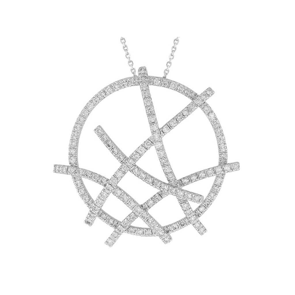 Diamond Large Necklace