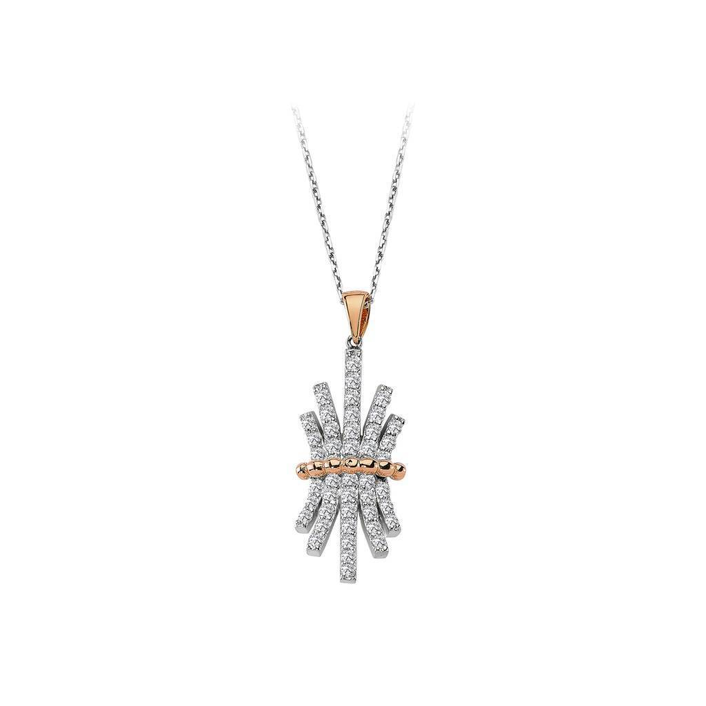 Diamond Nazce Necklace