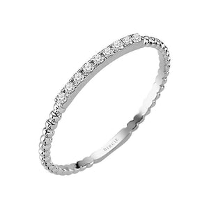 Daimond 9 Stone Wedding Ring
