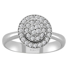 Load image into Gallery viewer, Diamond Channel Design Fashioble Ring
