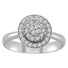 Load image into Gallery viewer, Diamond Channel Design Fashionable Ring