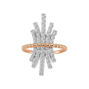 Diamond zca Design Fashioble Ring