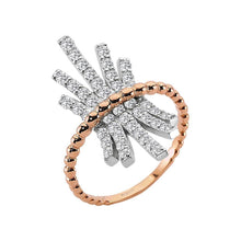 Load image into Gallery viewer, Diamond zca Design Fashioble Ring